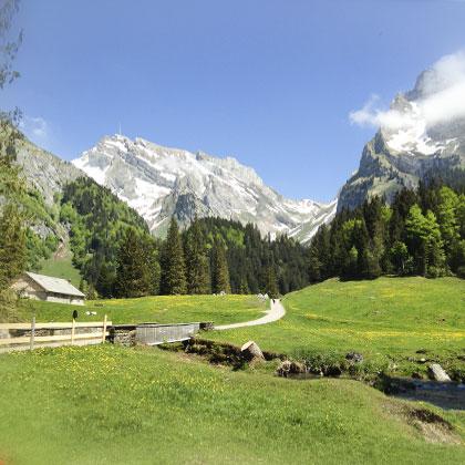 Testfahrt 4. Toggenburg Schweiz